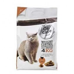 GC ROYAL CAT W. CONTROL & STERIL 4 KG.