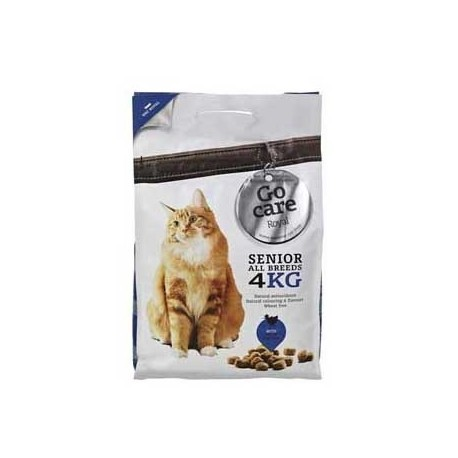 GC ROYAL CAT SENIOR 4 KG.