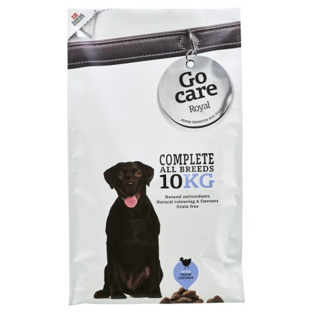 "GC ROYAL DOG COMPLETE ""GRAIN FREE"" 10 KG."
