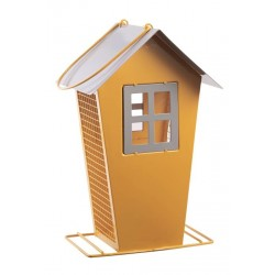 Orange Bird House for Nuts -  kr.